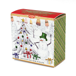 Michel Design Works - Christmas Cheer Small Soap Bar