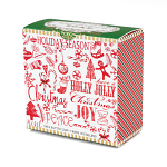 Michel Design Works - Holly Jolly Small Soap Bar
