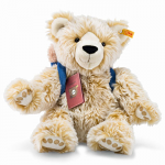 Steiff Around the World Bears Lars the Globetrotting Teddy Bear Blond Tipped 38cm