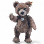 Steiff Classic Tommy Teddy Bear Brown Tipped Mohair 38cm