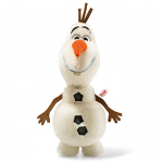 Steiff Olaf from Frozen 28cm Mohair Limited Edition