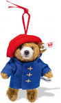 Steiff Paddington Bear Ornament 11cm Mohair Limited Edition