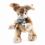 Steiff Hoppi Dangling Rabbit Beige Brown 26cm