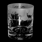 Animo Glass - Scottish Scene Whisky Tumbler