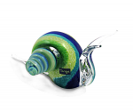 Svaja Paperweight Sidney Snail Junior Blue & Green