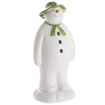 Beswick The Snowman Money Bank Box