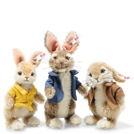 Steiff Peter Rabbit Gift Set 3 Pieces Limited Edition