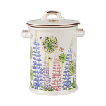 T&G Cottage Garden Butterfly Store Jar