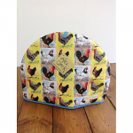 Alex Clark Checkerboard Chickens Tea Cosy