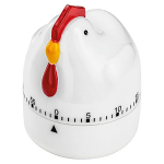 Judge Wind Up Mother Hen Kitchen Timer