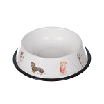 Wrendale Designs - Dog Bowl - Medium