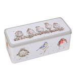 Wrendale Designs - Cracker Tin (Garden Birds)