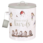 Wrendale Designs - Feed the Birds Tin