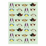 Alex Clark Beautiful Birds Tea Towel
