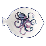 The English Tableware Company Dish of the Day Octopus Large Dish