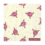 Emma Bridgewater - Napkins - Luncheon - Tiny Rose