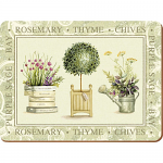Topiary - Creative Tops 6 Premium Tablemats
