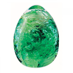 Caithness Glass Paperweight Blessings - Green