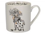 V & A - Alice in Wonderland Can Mug The Gardeners 350ml - Boxed
