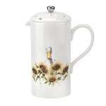 Royal Worcester Wrendale Designs - Cafetiere Duck 0.85L 1.5pt