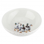 Royal Worcester Wrendale Designs - Bowl 15.3cm / 6 inch - Duck