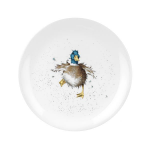 Royal Worcester Wrendale Designs - Coupe Side Plate 20cm / 8 inch - Duck