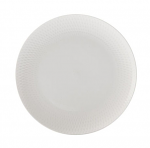 Maxwell & Williams White Basics Diamonds Side Plate 18cm