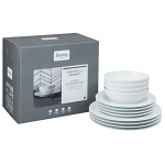 White by Denby 12 Piece Tableware Set
