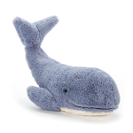 Jellycat Wilbur Whale Small 30cm