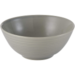 William Mason Soup or Cereal Bowl Grey