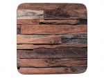 Wood Cabin - Creative Tops  6 Premium Coasters