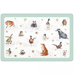 Royal Worcester Wrendale Designs - Flexible Placemat Generic Mat 43.5 x 28.5cm