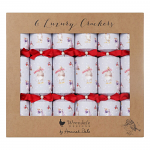 Wrendale Designs - Christmas Crackers - Christmas Scarves Pattern