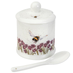 Royal Worcester Wrendale Designs - Conserve Pot Bumble Bee