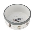 Royal Worcester Wrendale Designs - Dog Bowl 15.4cm 6in