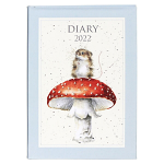 Wrendale Designs - 2022 Flexi Illustrated Diary Planner