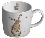 Royal Worcester Wrendale Designs - Mug - The Hare and the Bee