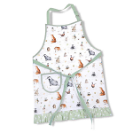 Royal Worcester Wrendale Designs - Apron - Cotton Drill