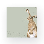 Wrendale Designs - Napkins - Luncheon - The Hare and the Bee