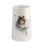 Royal Worcester Wrendale Designs - Vase 14.6cm - Country Mice