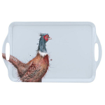 Royal Worcester Wrendale Designs - Tray Large (Pheasant)