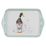 Royal Worcester Wrendale Designs - Scatter Tray - Guard Duck