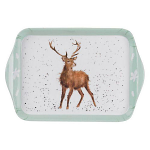 Royal Worcester Wrendale Designs - Scatter Tray - Stag