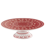 Aynsley Fairisle Footed Cake Stand