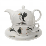Roy Kirkham Tea for One - Puffin Parade