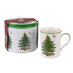 Spode Christmas Tree - Mug & Tin Set