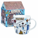 At Your Leisure - Head Chef Mug in Giftbox