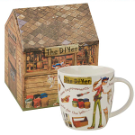 At Your Leisure - The DIYer Mug in Giftbox