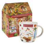 At Your Leisure - The Needleworker Mug in Giftbox