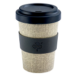 Arthur Price Bamboo Range Travel Cup Mug 16oz 550ml - Canvas